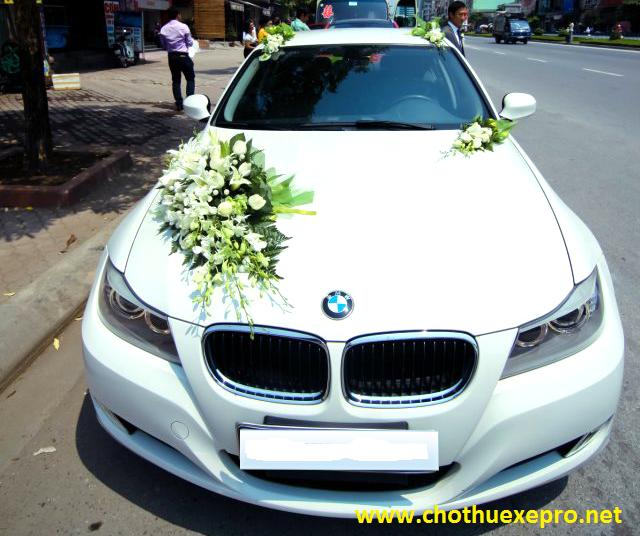 Cho thuê xe cưới BMW M6 tại Hà Nội