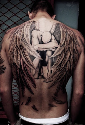Back Tattoos Ideas For Men