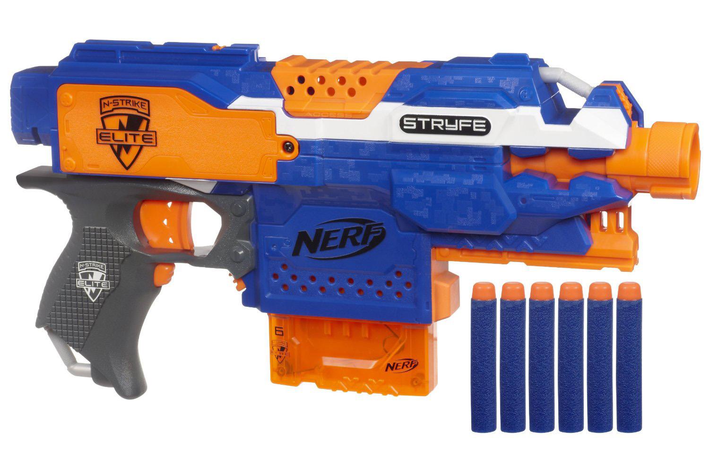 Toys R Us Nerf Guns : Sg nerf new n strike vortex blasters spotted on