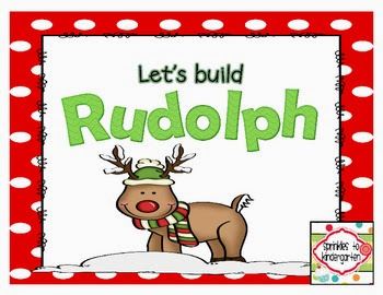 http://www.teacherspayteachers.com/Product/Lets-Build-Rudolph-Freebie-1003532