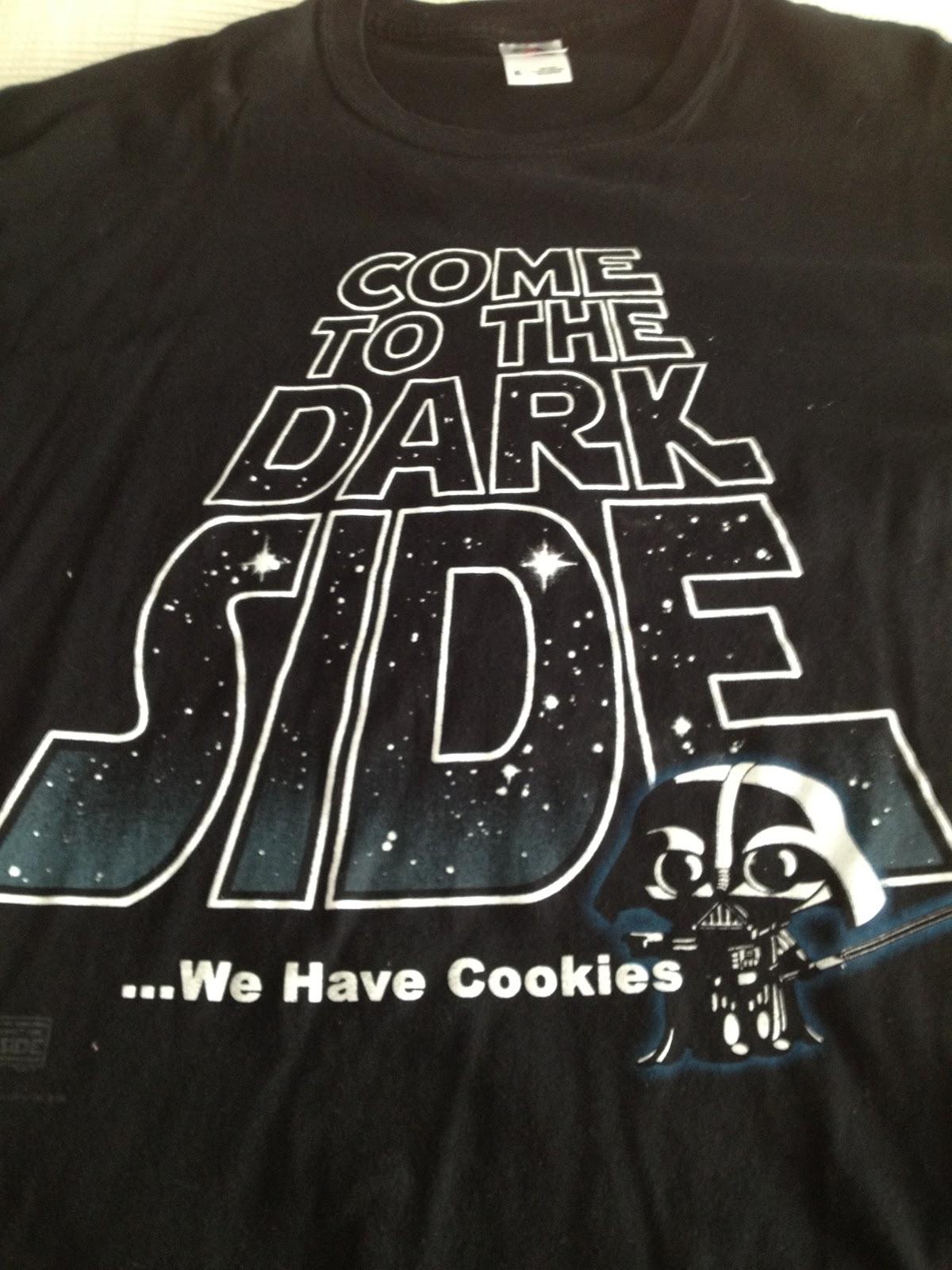 Mormon Wookiee: #58: Nerd Shirts.