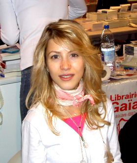 French Writer Tristane Banon hot photo