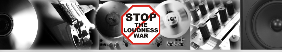 THE LOUDNESS WAR | LOUDNESS MEASURE | WAR OF LOUDNESS | CD LOUDNESS WAR | STOP THE LOUDNES
