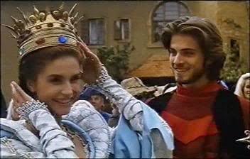 Η νεράιδα και ο ιππότης