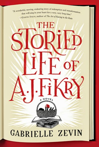 The Storified Life of A.J. Fikry, Gabrielle Zevin