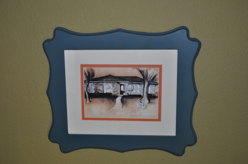 E3 Creations Great Find Shapely Wood Picture Frames