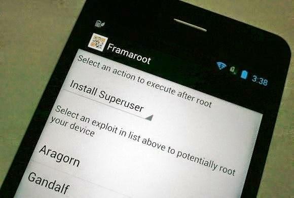 Cara Root Ponsel Android Tanpa PC