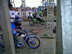 Hasil Drag Delta Mas Bekasi 26-27 April 2014