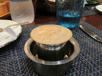 Strong Filter Coffee at Zambar Pune