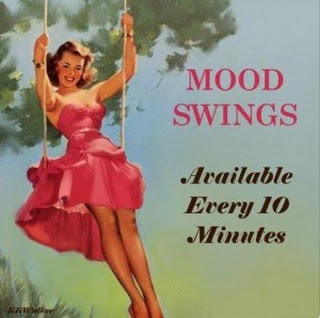 Humörsvängningar, Mood swings - available every 10 minutes