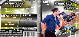 MP3 Forrozao Party