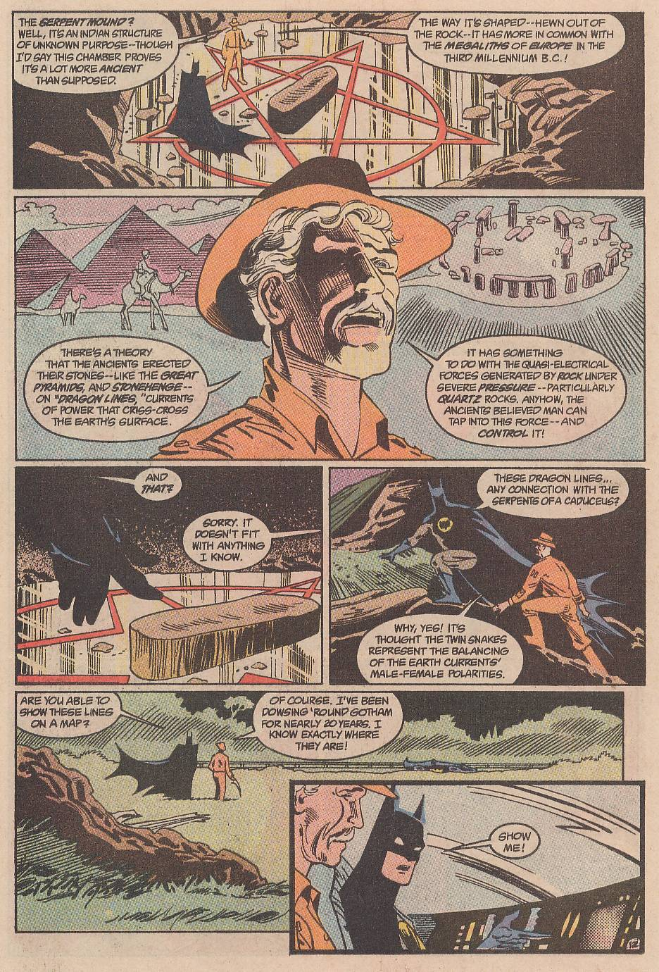 Detective Comics (1937) Issue #616 Page 13
