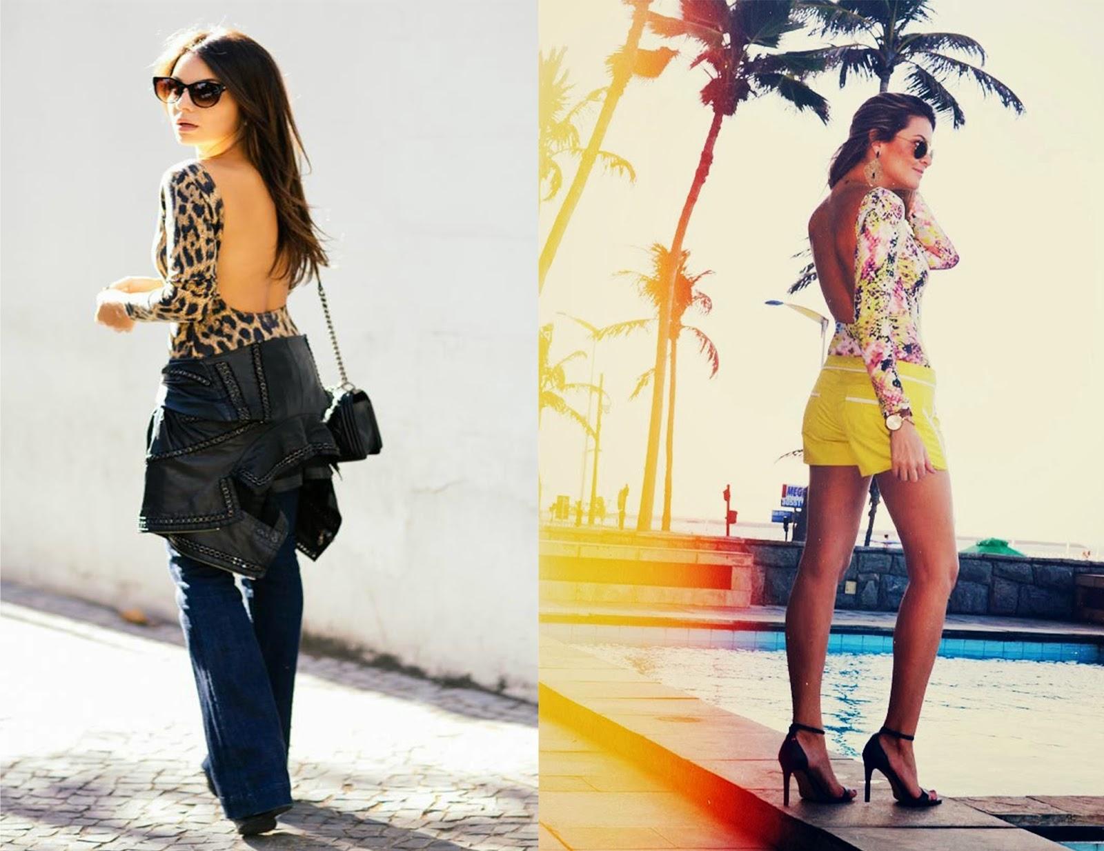 tendência, verão 2014, body de manga longa