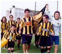 """DEPORTIVO NORTE CAMPEÓN """"CLAUSURA"""" 2002"""