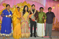 Celebraties at Actor Bharat n Jessy Wedding Reception Photos+%2528131%2529 Actor Bharath n Jessy Wedding Photos