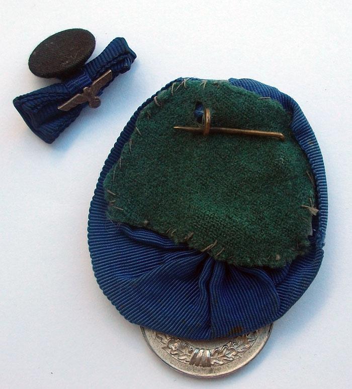 Medalla Segunda guerra mundial