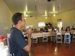 Curso de Formação na cidade de Valparaíso-SP.
