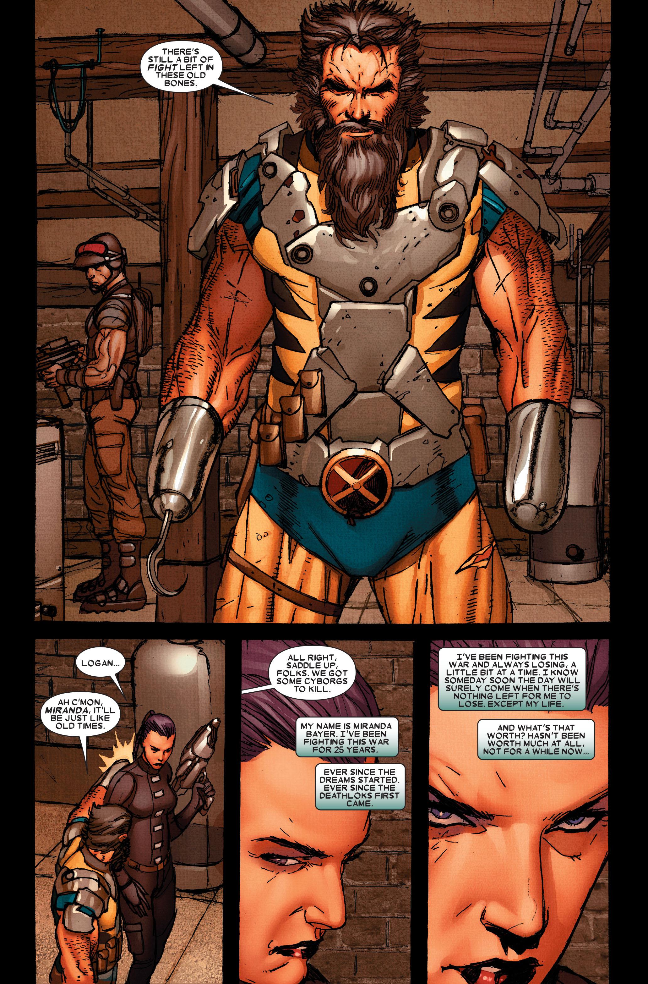 Wolverine: Weapon X #12 #5 - English 6