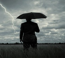 Tempo ruim, Tempestade, Chuva