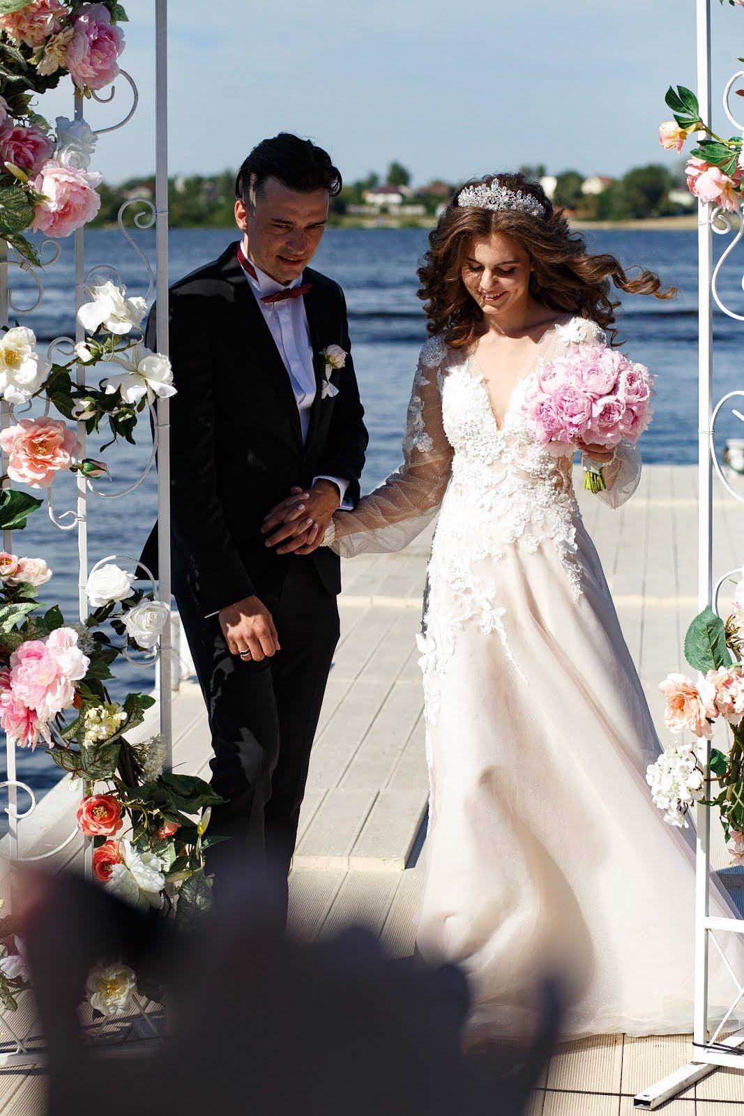 Свадьба в ресторане Днепровская Ривьера