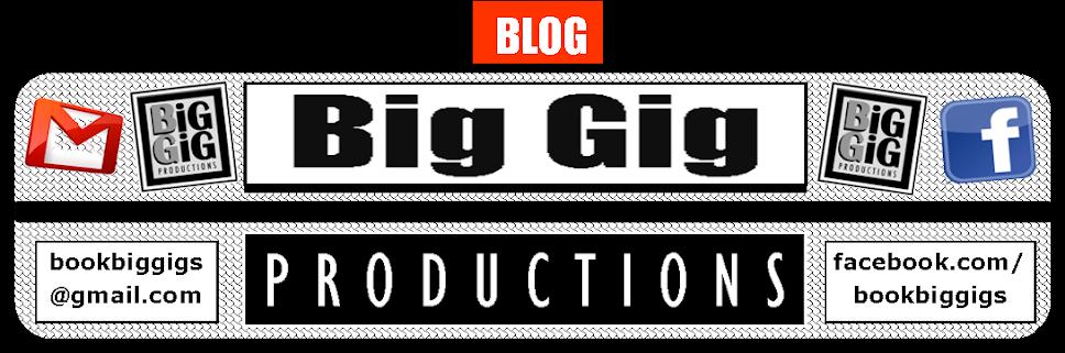 Big Gig BLOG