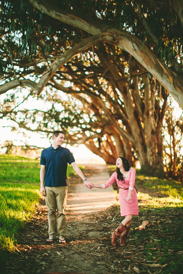 true love, mormon couple, mormon engagement, Santa Cruz, California