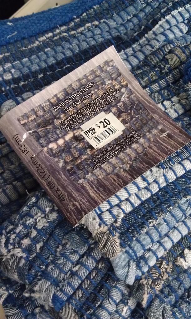 Key To Making Denim Rag Rugs 3547689 Ejobnet Info
