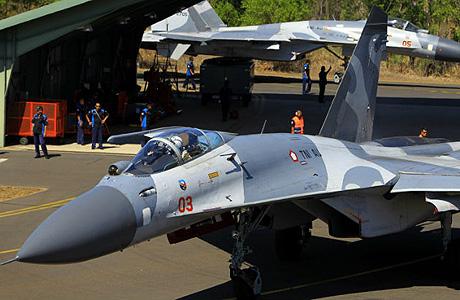 Sukhoi Su-27 TNI-AU