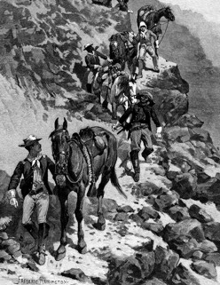 an analysis of buffalo soldiers in the west Find all available study guides and summaries for the buffalo soldier by chris bohjalian if there is a sparknotes, shmoop, or cliff notes guide, we will have it listed here.