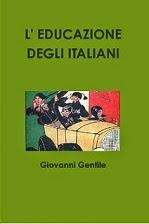 L' EDUCAZIONE DEGLI ITALIANI