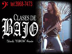 CLASES DE BAJO