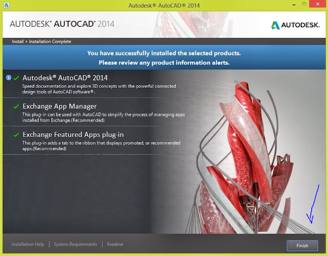 how to take 2d from 3d in autocad 2014