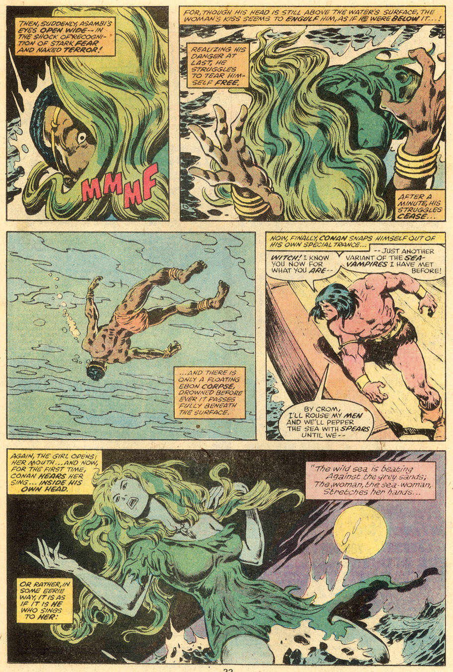 Conan the Barbarian (1970) Issue #98 #110 - English 13