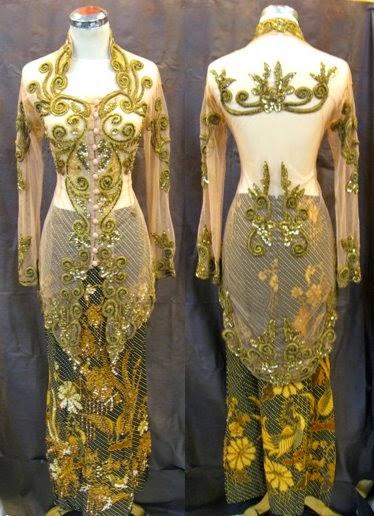 Foto Model Baju Kebaya Modern Terkini