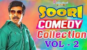 Soori Comedy Collection | Vol 2 | Soori Best Comedy | Soori Superhit Comedies