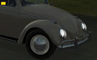VW Beetle en el simulador Sandrox 5