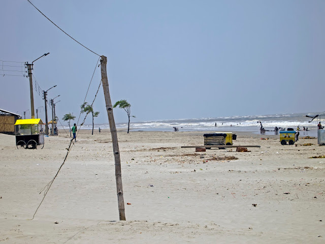Bakkhali Sea Beach