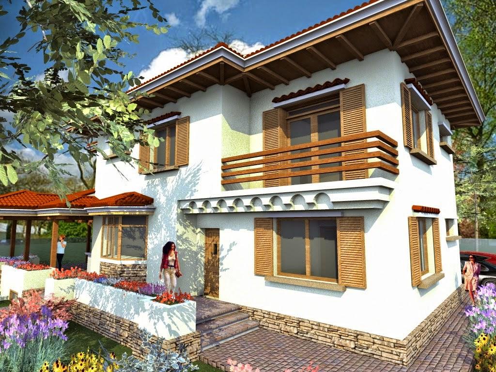 Arhitectura case ,vile,restaurante-Bucuresti