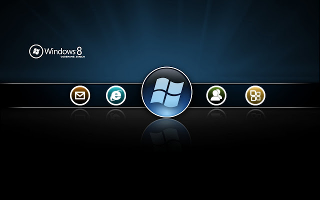 Windows 8 Preview Release