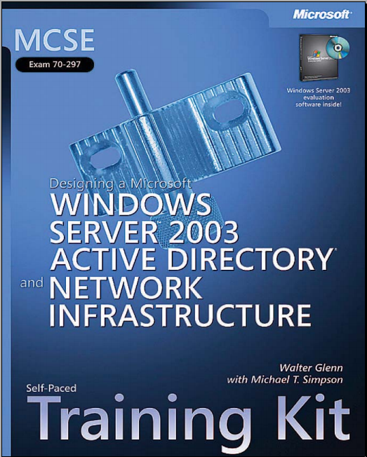 free ebook  for windows server 2003