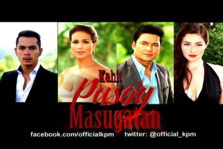 Kahit Puso'y Masugatan Now on Its Last 2 Weeks. Who among Miguel, Rafael, Andrea and Veronica will die before the series ends?