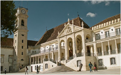 Universidad de Coimbra en Portugal