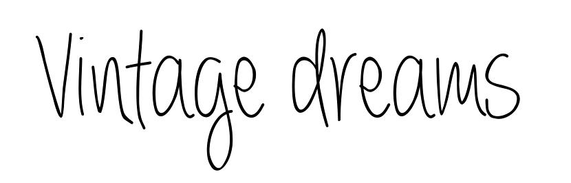 Vintage dreams ♥  ...
