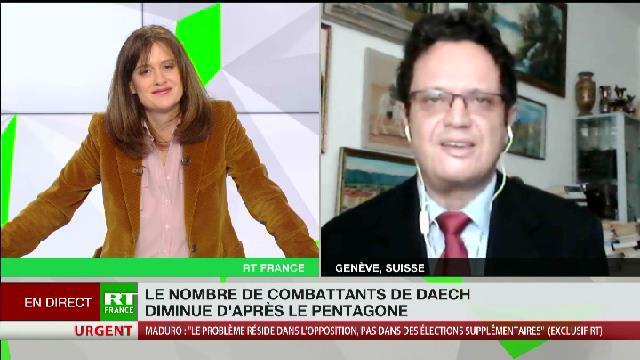 Riadh Sidaoui : «l'objectif américain est d'isoler la Syrie de l'Irak et de l'Iran»