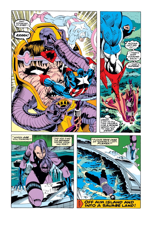 Captain America (1968) Issue #413 #362 - English 22