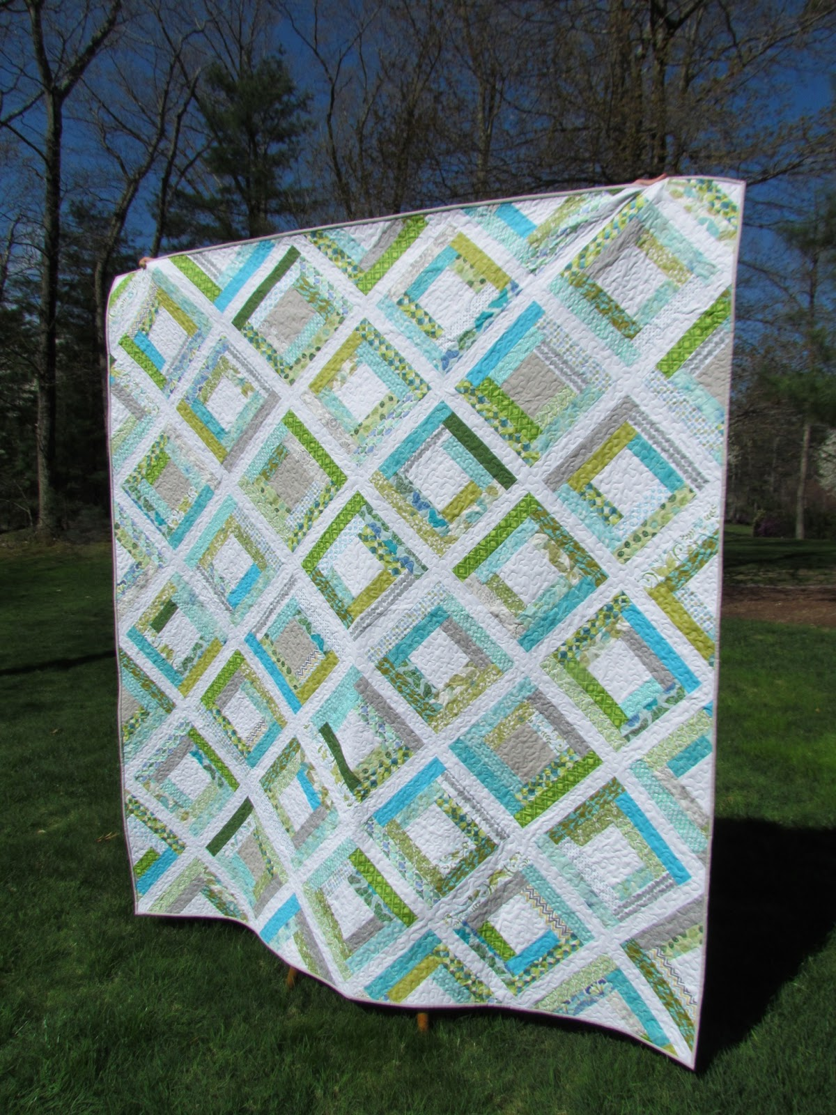 Kayakquilting Why Not My Bloggers Quilt Festival Entry
