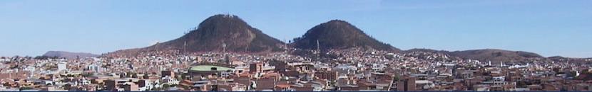 Panorama de Sucre