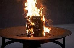 The Qu'ran Appropriately in Hell's Flames