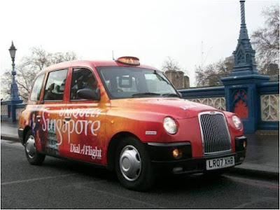 Bắt taxi