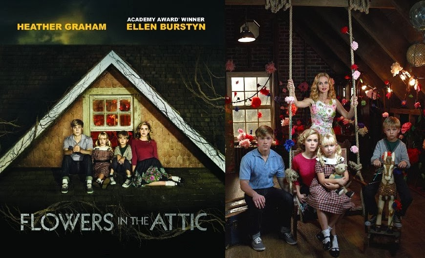 Film Flowers in the Attic (2014)